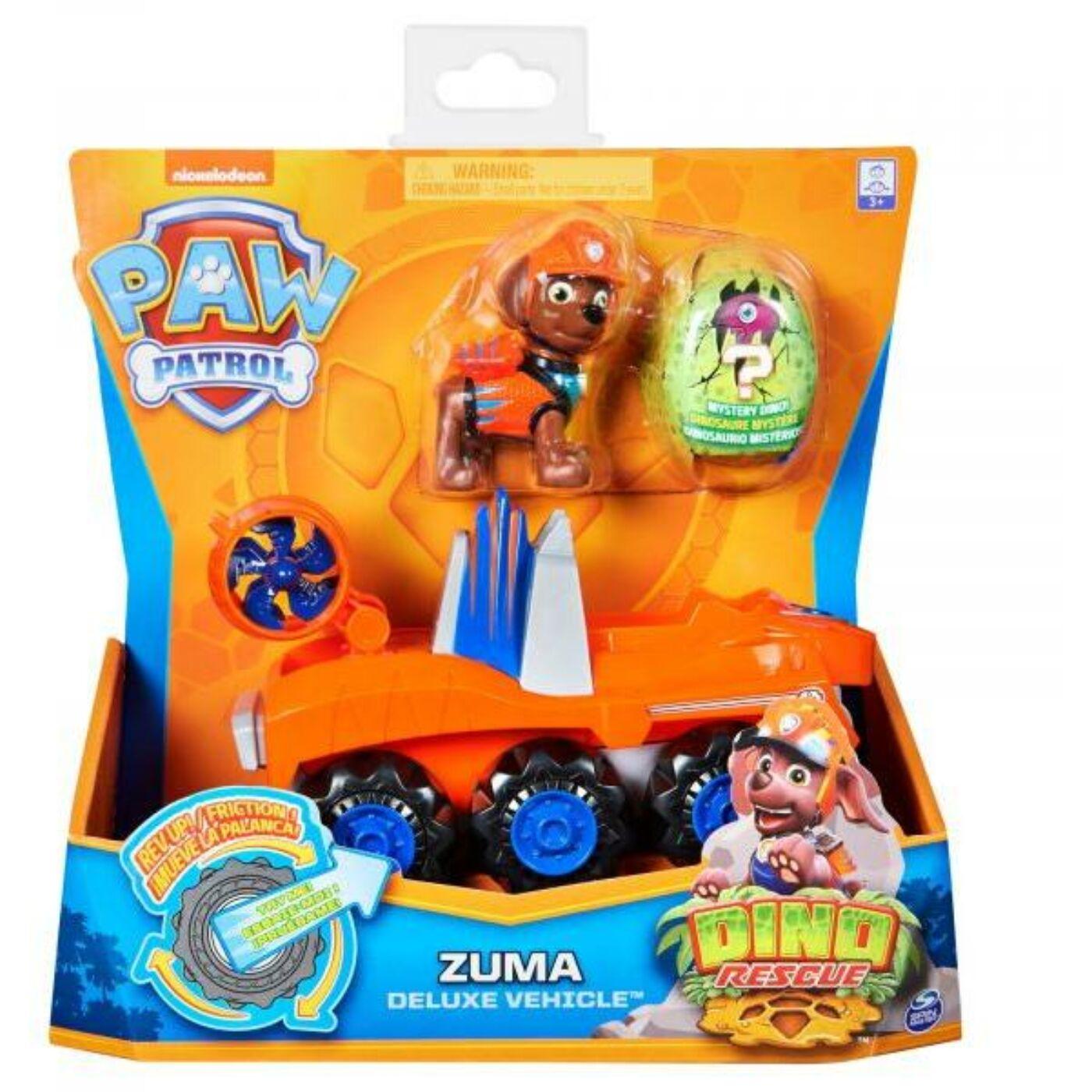 Mancs őrjárat Dínó Rescue-Zuma