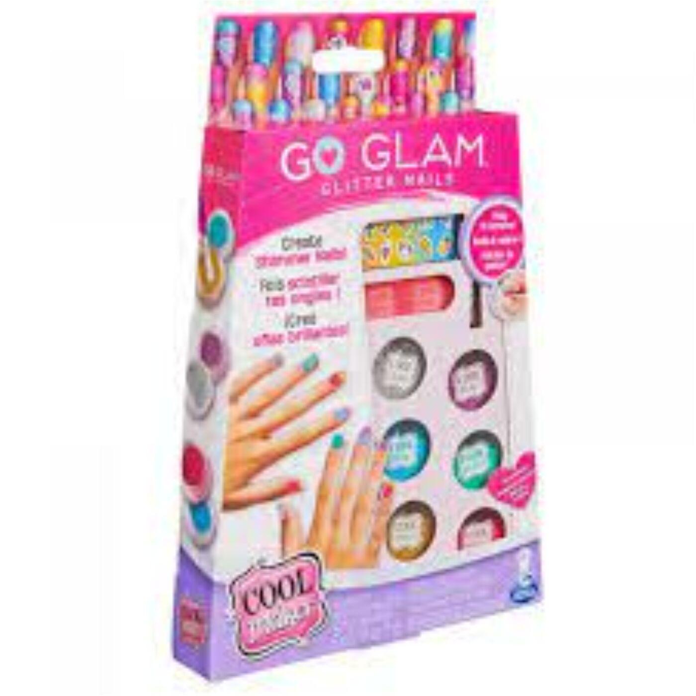 Cool Maker Glitter manikűr készlet