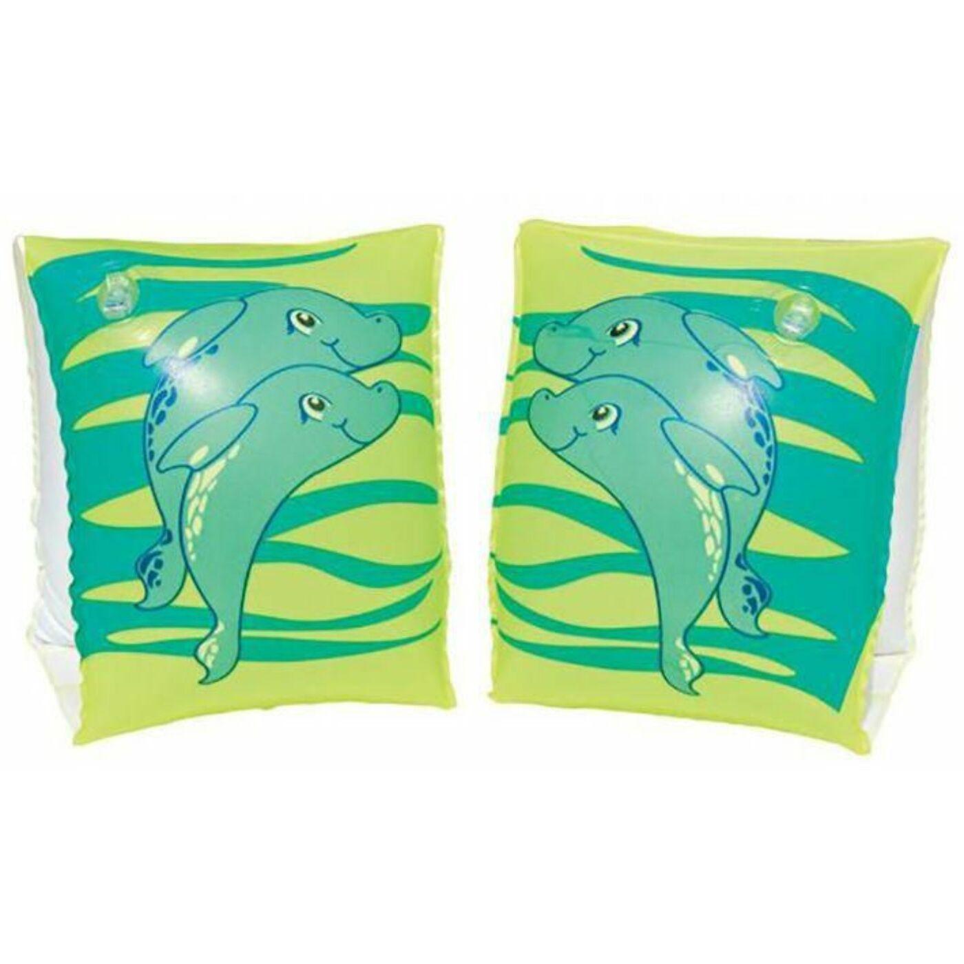 Delfin karúszó 23*15 cm