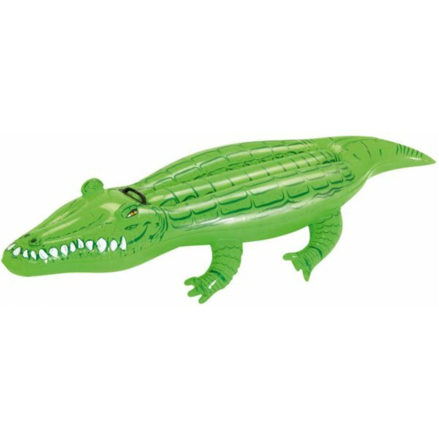 Krokodil hullámlovagló 203*117 cm