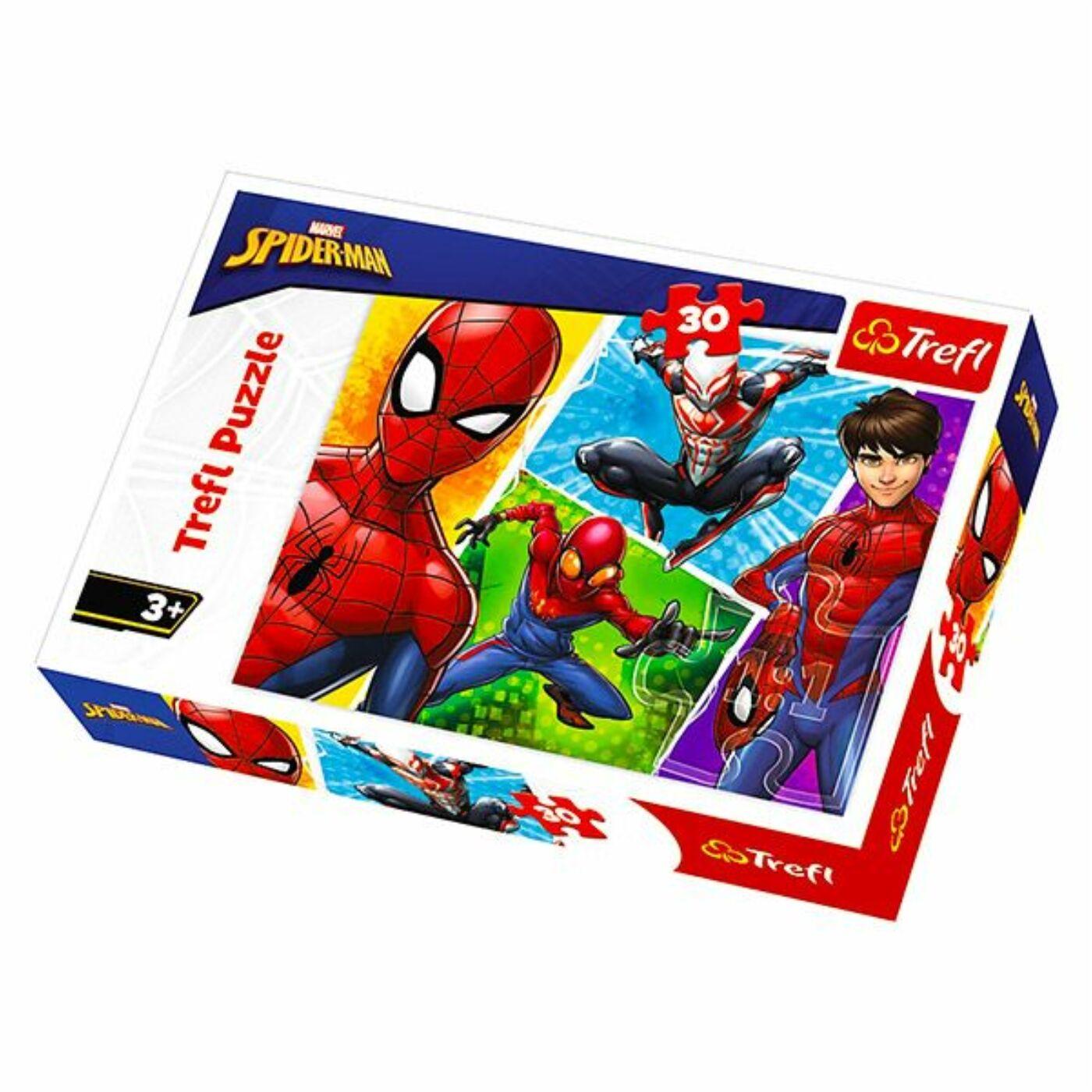 Trefl 30 db-os puzzle - Pókember
