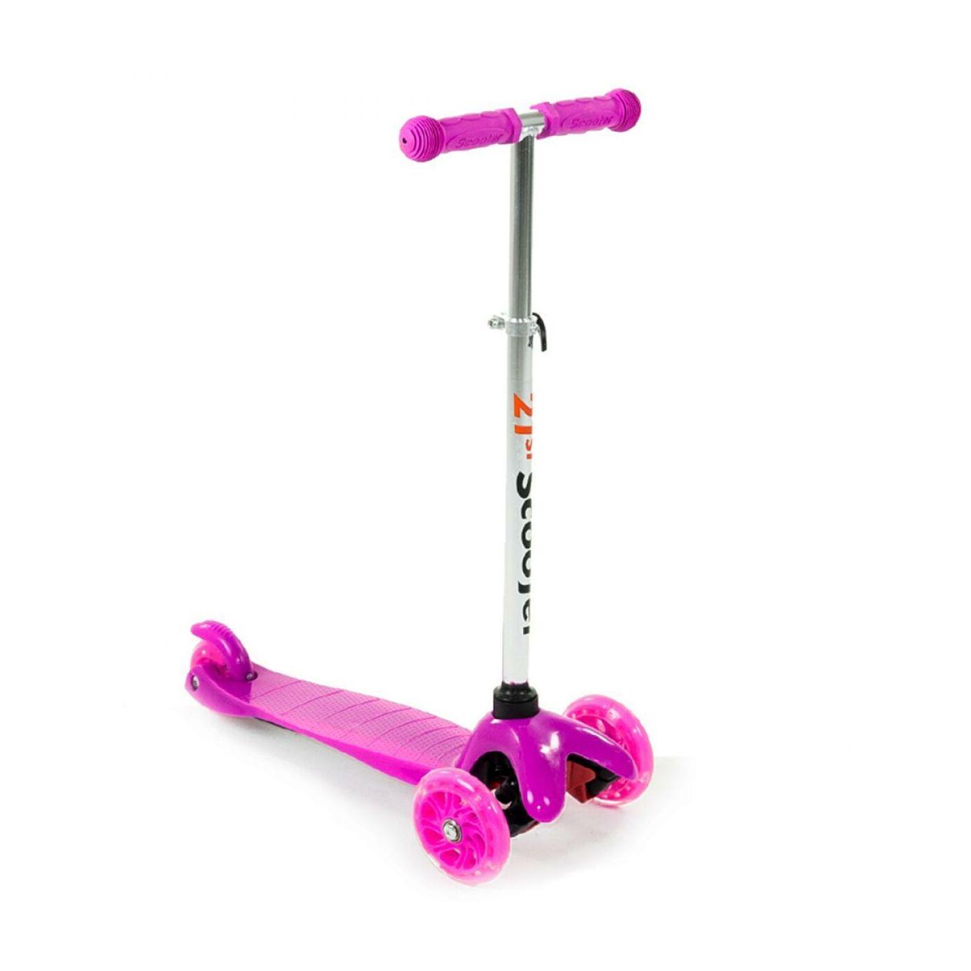 Mini roller rózsaszín