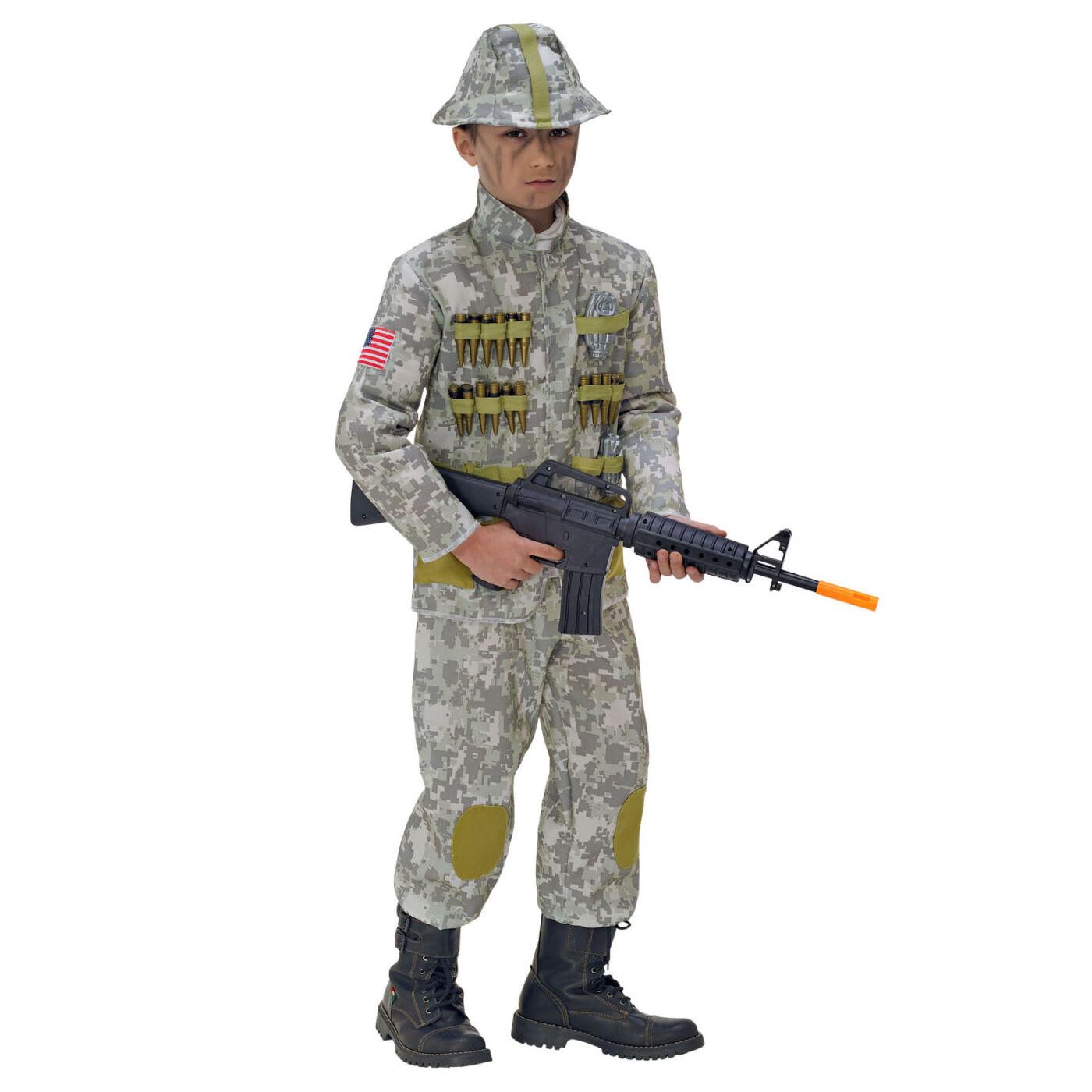 Amerikai katona jelmez 140-es