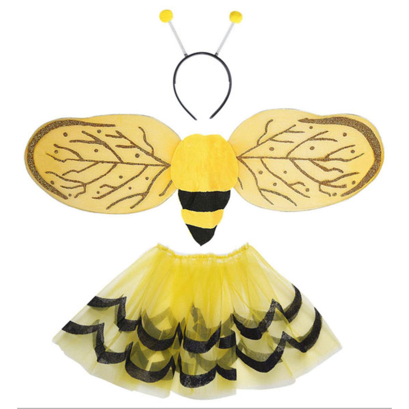 Méhecske jelmezszett