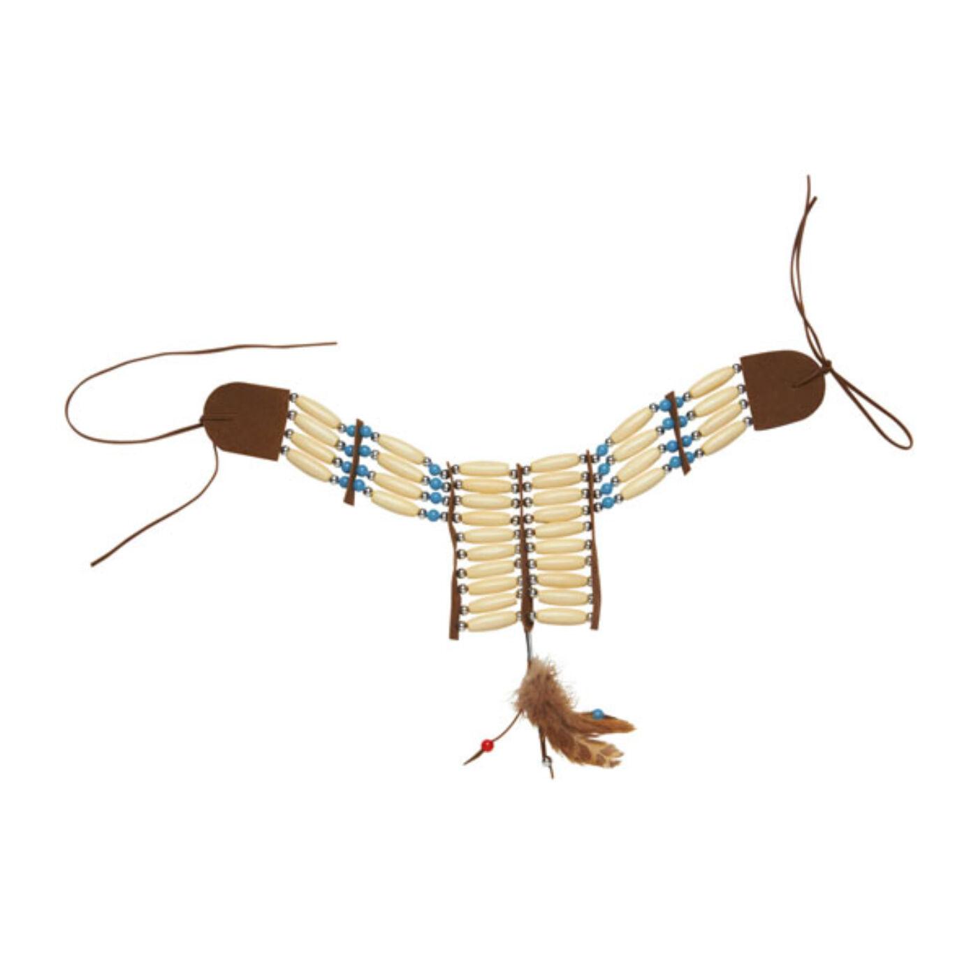 Indián nyaklánc