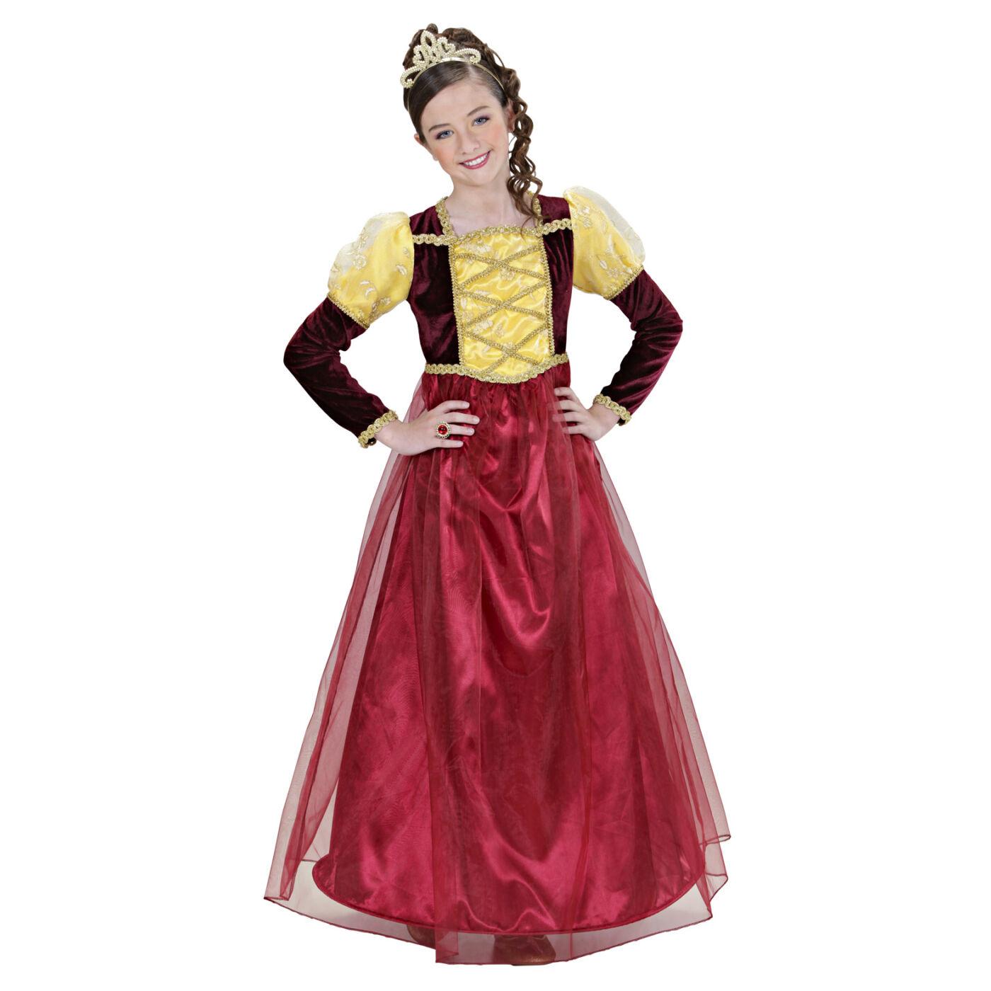 Középkori hercegnő jelmez 140-es