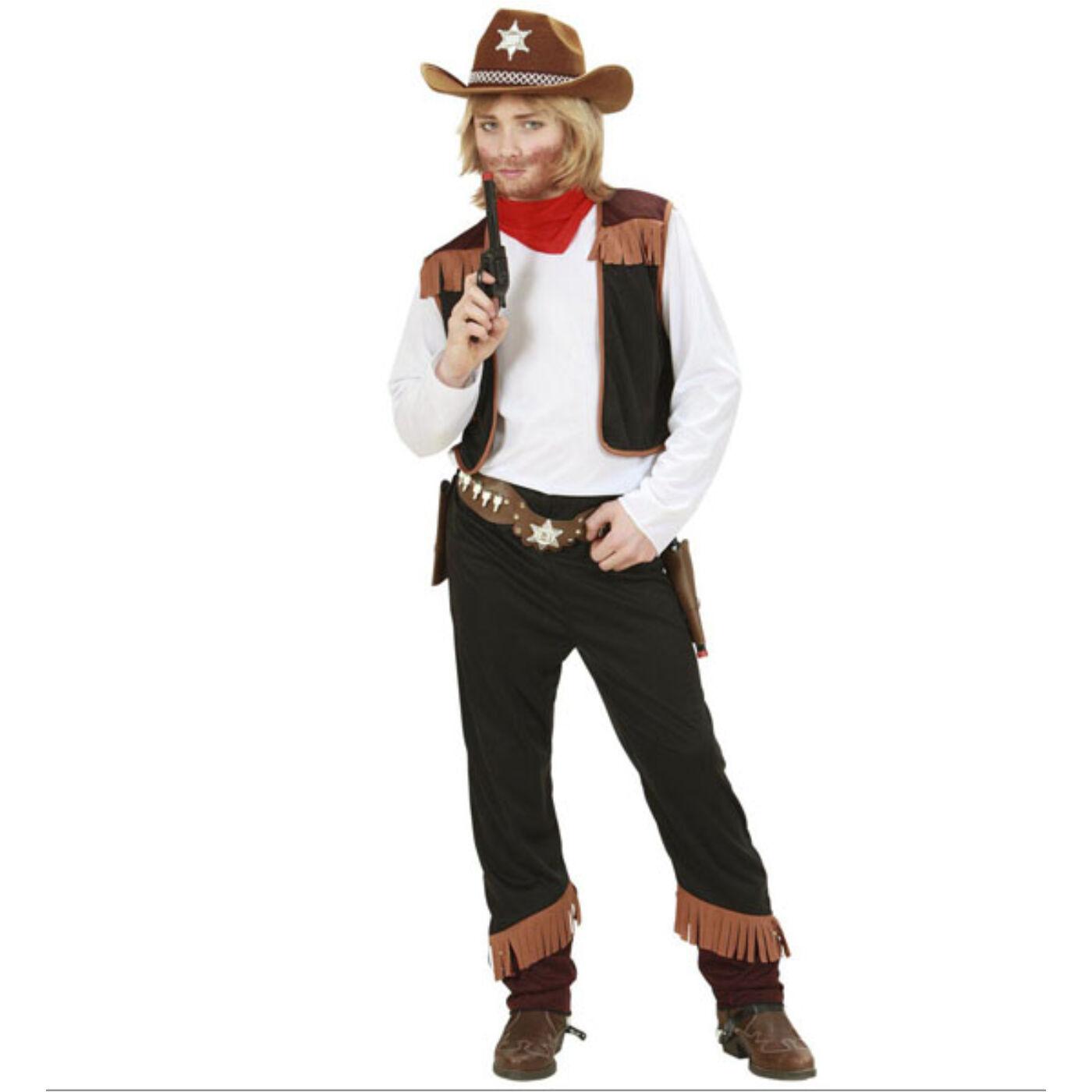 Cowboy jelmez 140-es