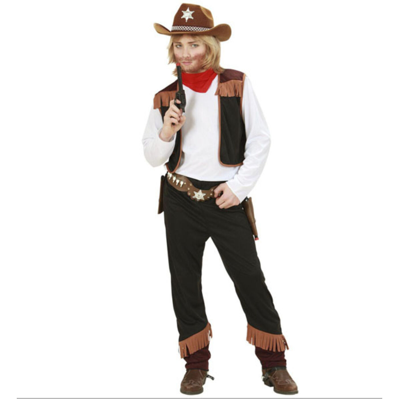 Cowboy jelmez 158-as