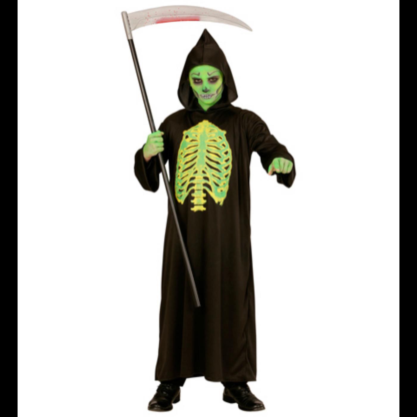 csontváz jelmez