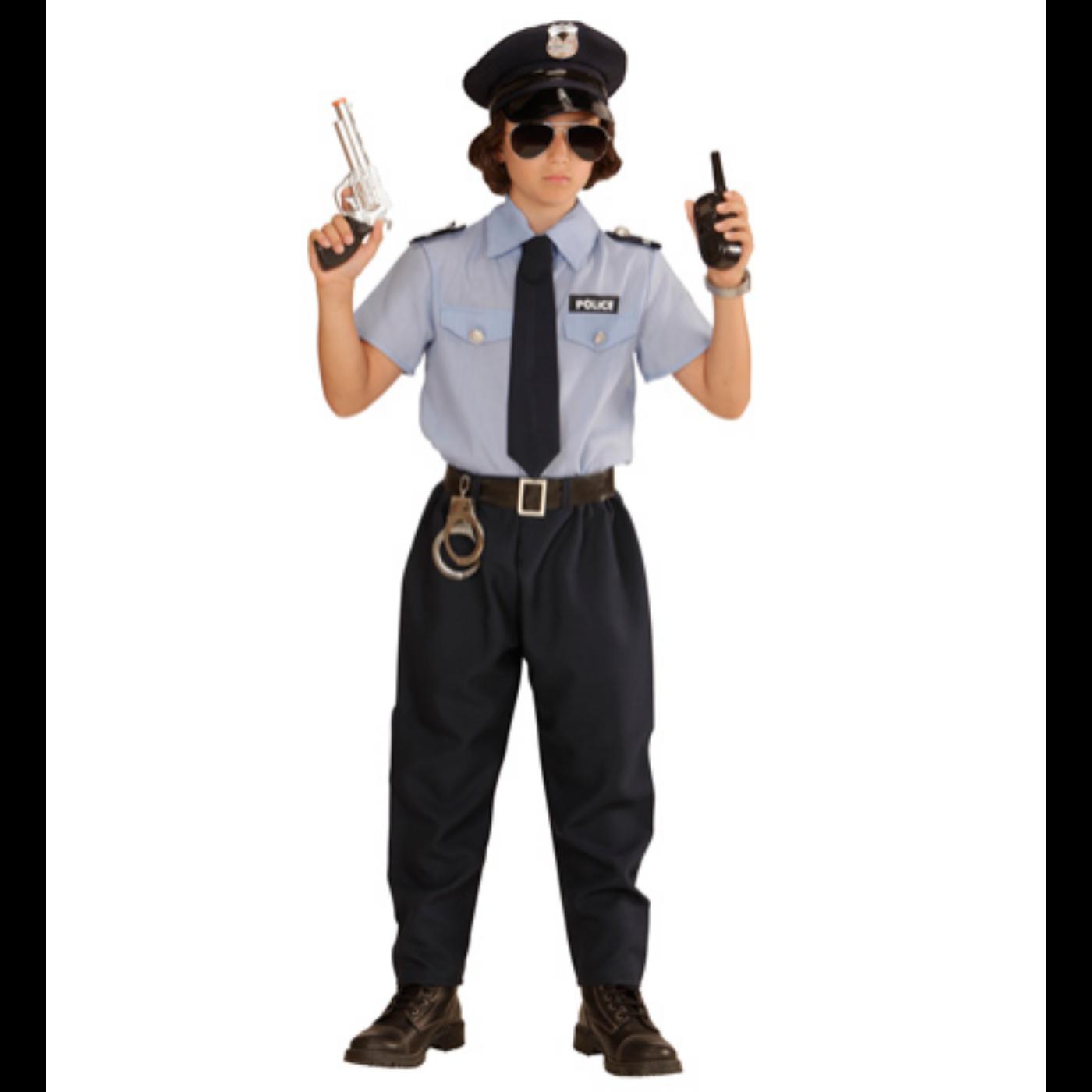 Rendőr jelmez 158-as