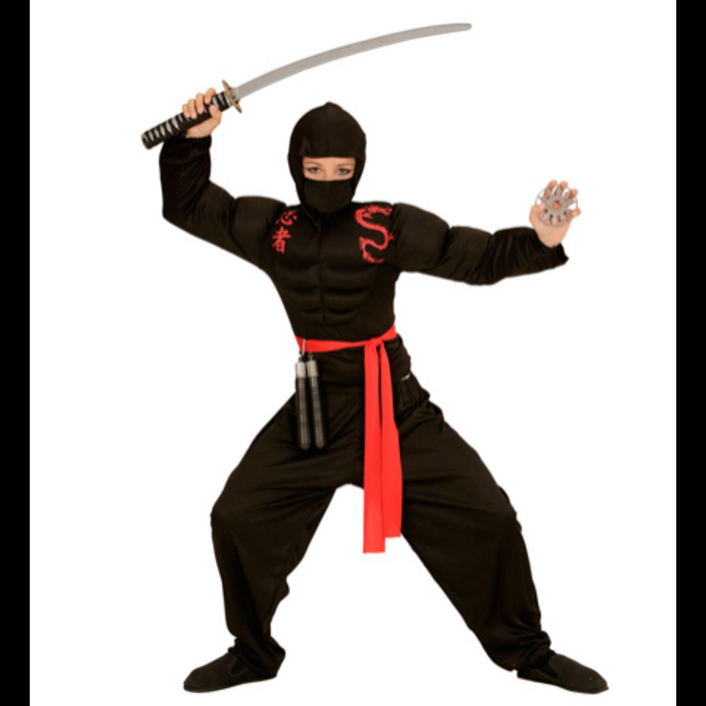 Szuper ninja jelmez 158-as