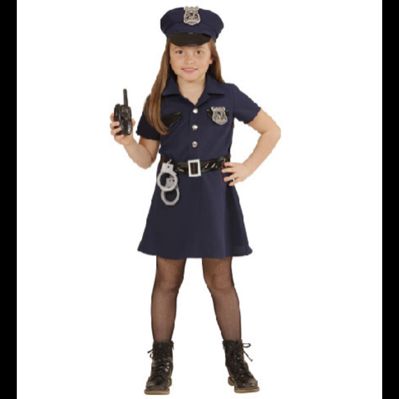 Rendőrlány jelmez 116-os