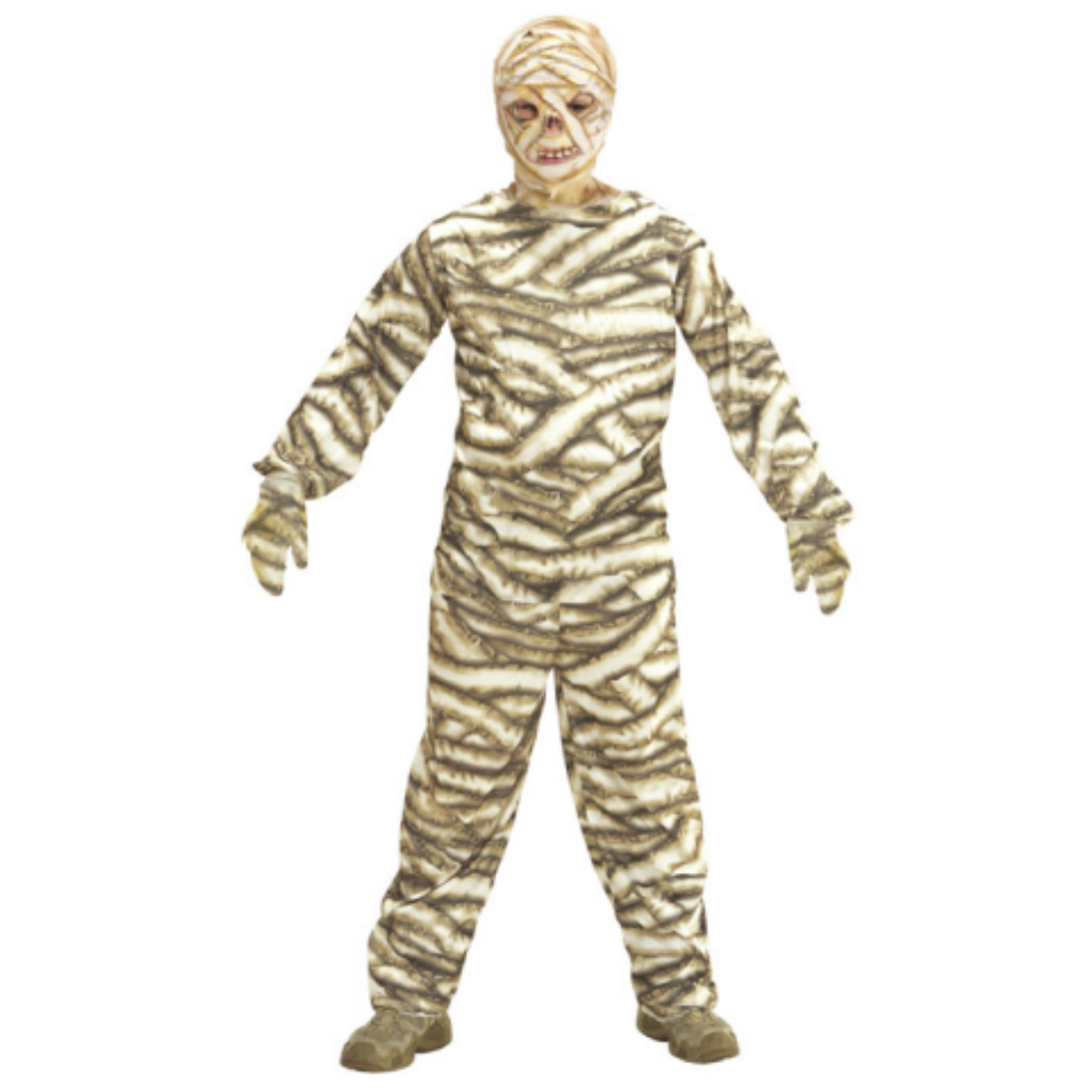 Múmia jelmez 164-es