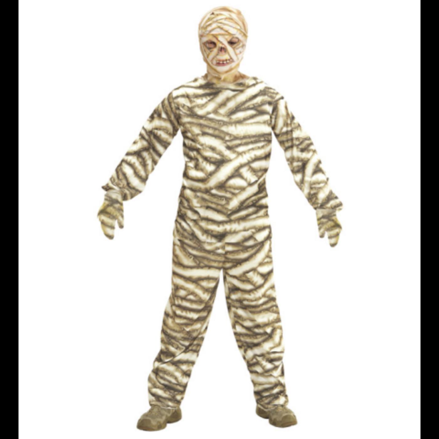 Múmia jelmez 128-as