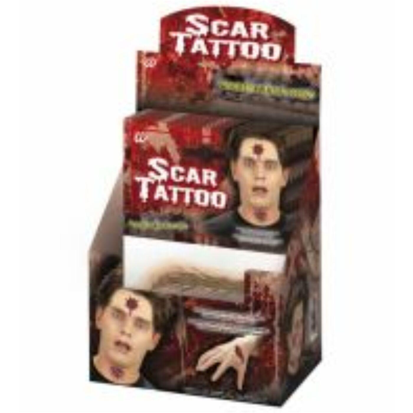 Műseb tetoválás
