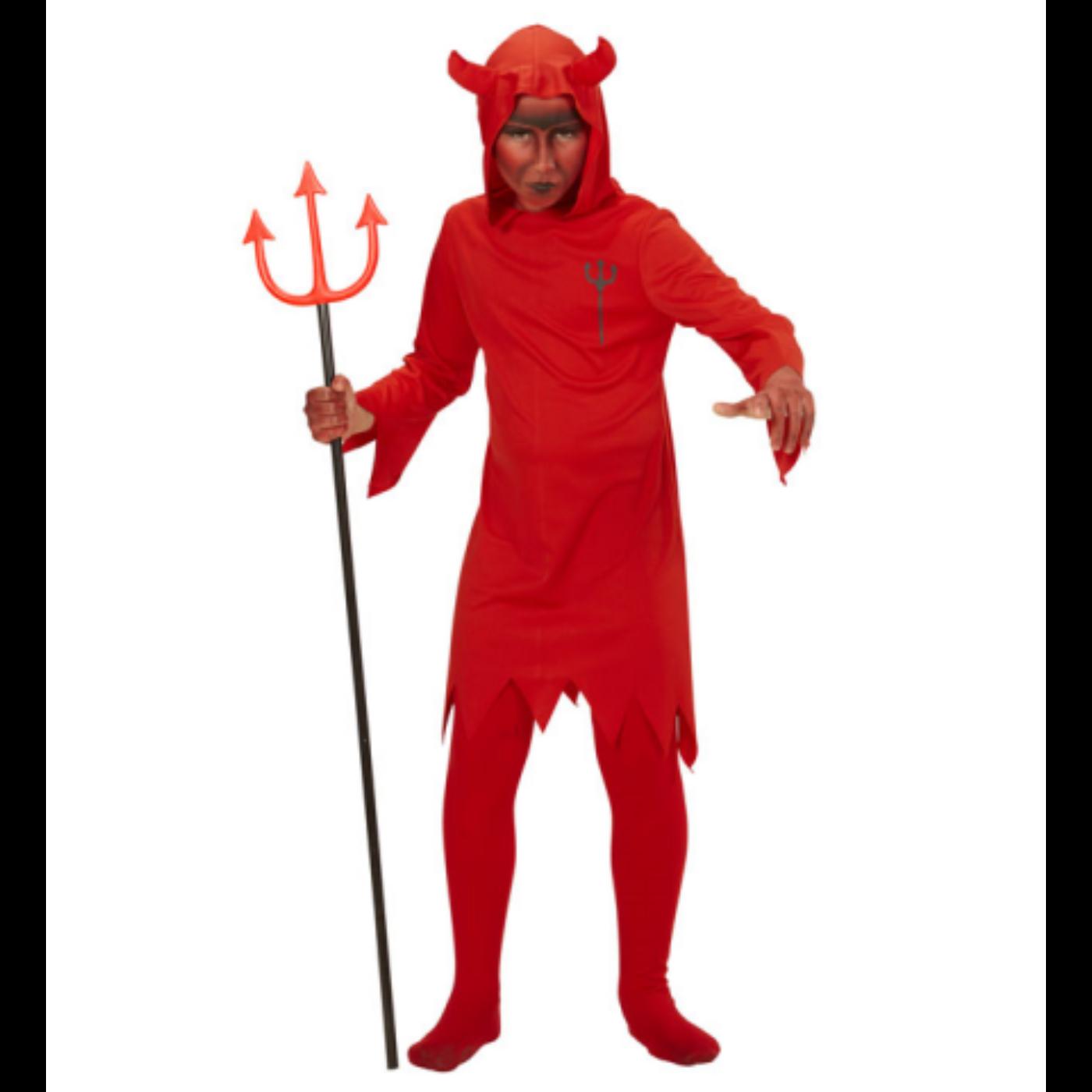 Ördög jelmez 158-as
