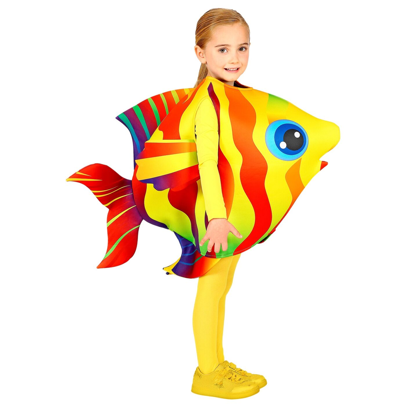 Trópusi hal jelmez 116-128-as