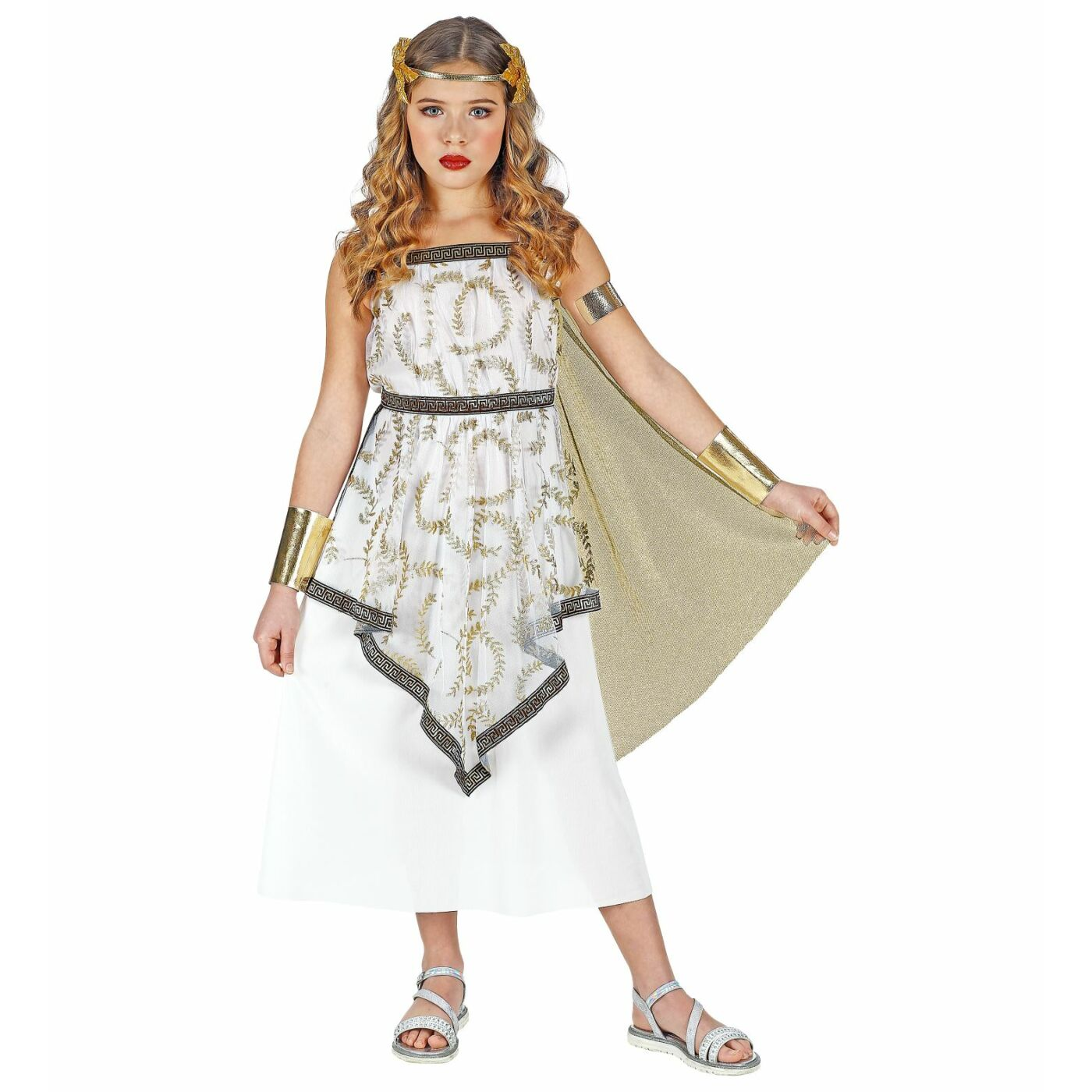 Görög istennő jelmez 128-as