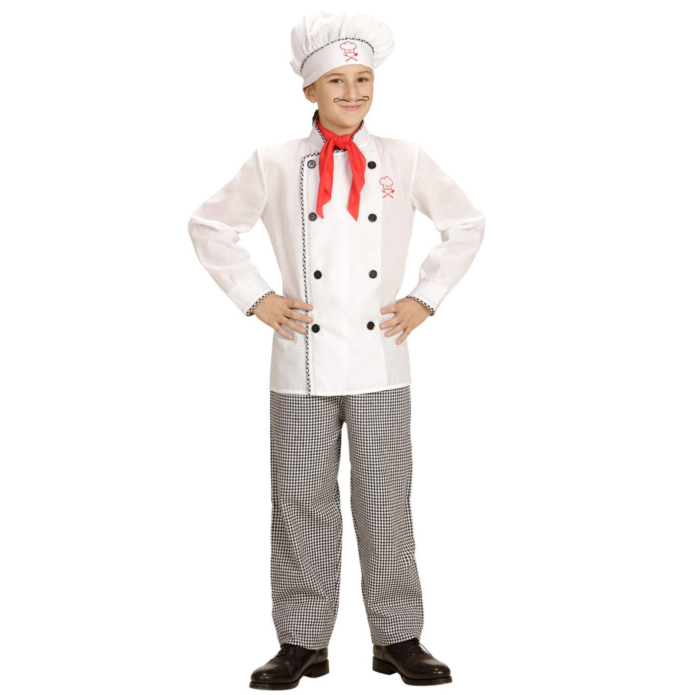 szakács jelmez