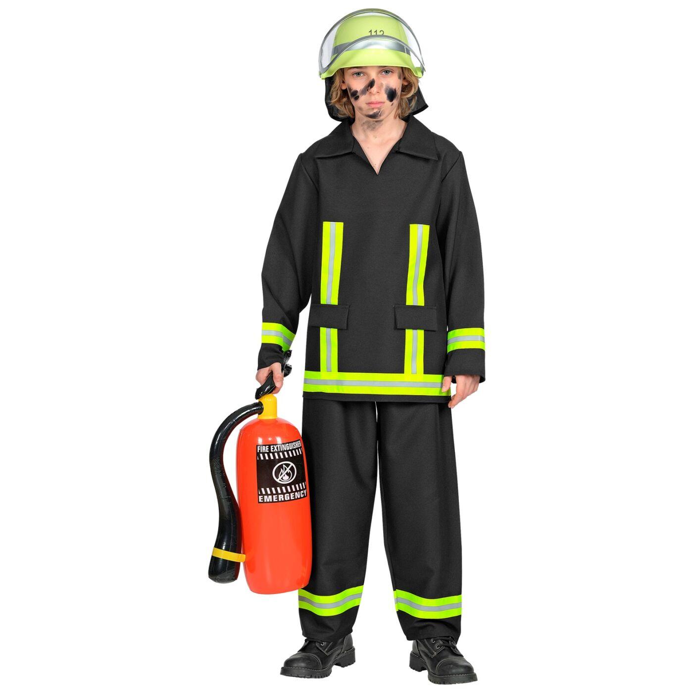 Tűzoltó jelmez 128-as