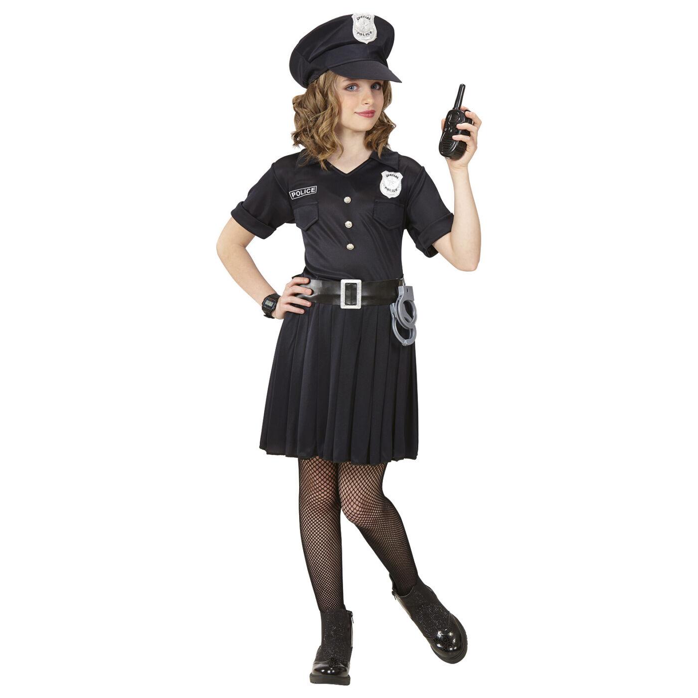 Rendőrtiszt jelmez 128-as