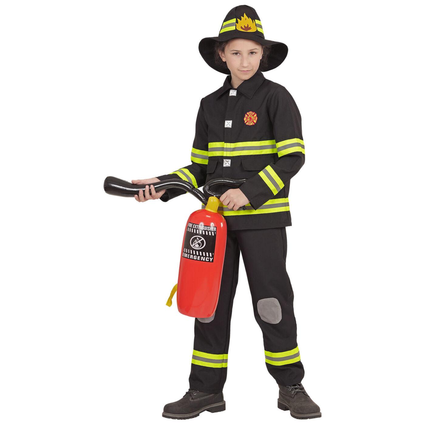 Tűzoltótiszt jelmez 140-es