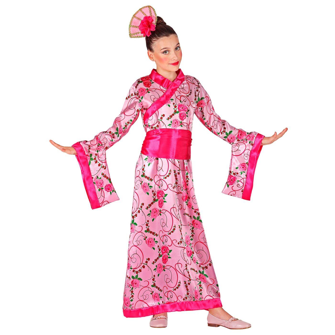 Ázsiai hercegnő jelmez 128-as