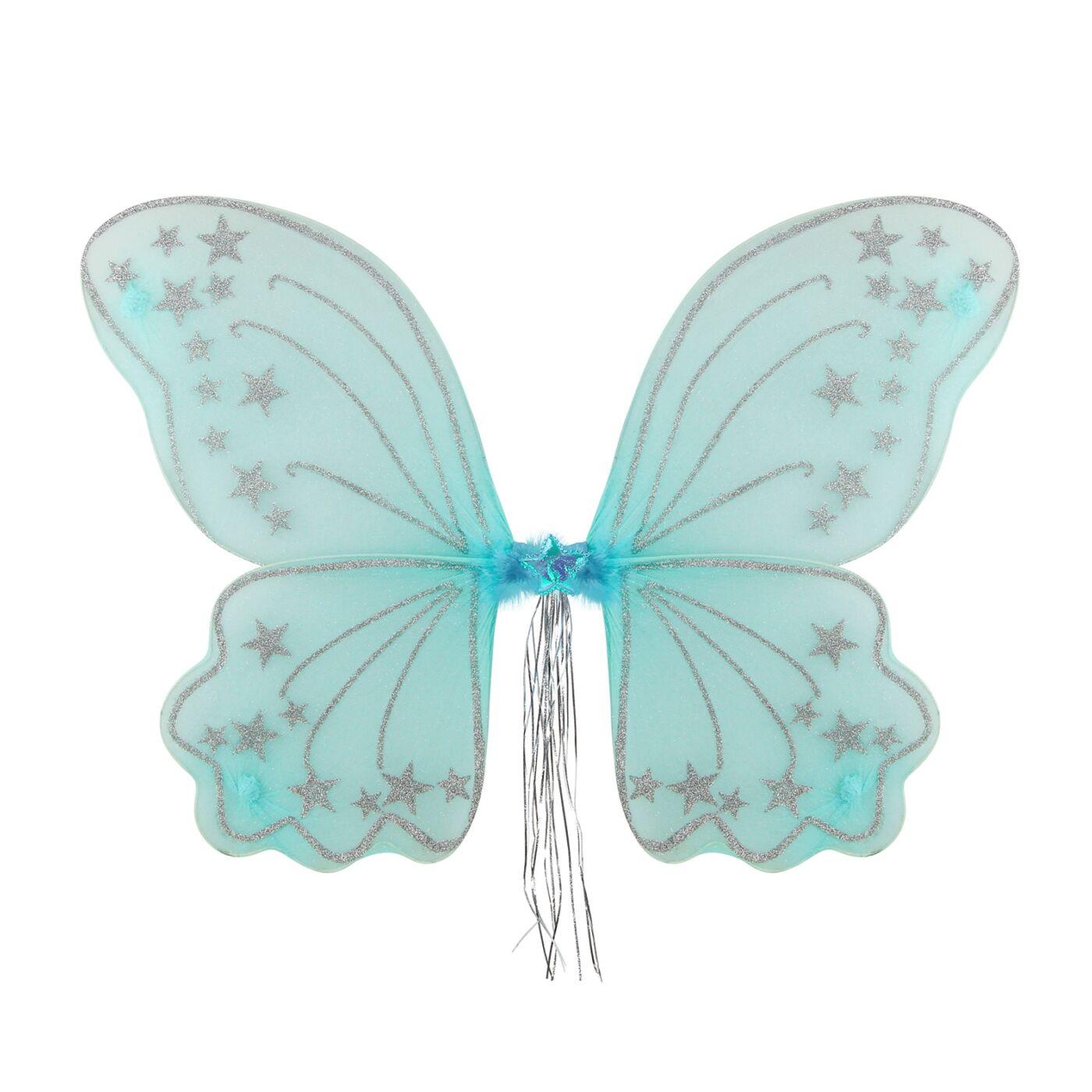 Csillámos pillangó szárny