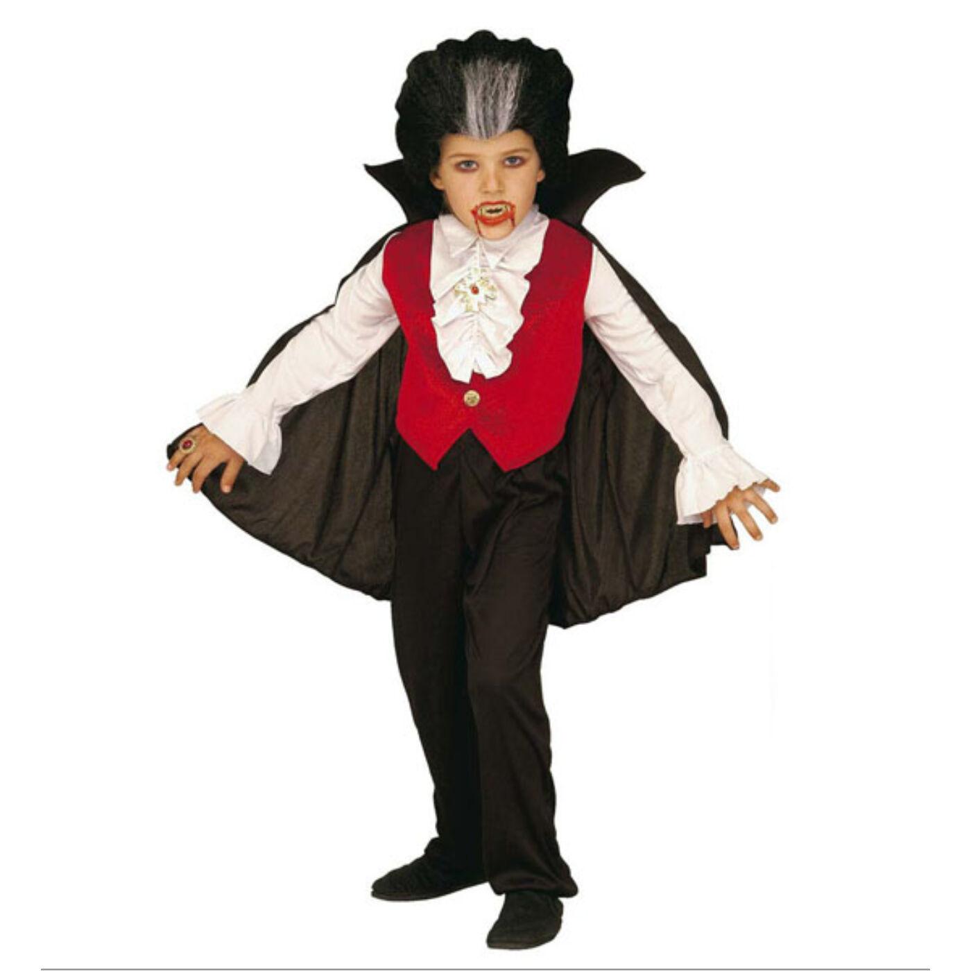 Drakula gróf jelmez 140-es