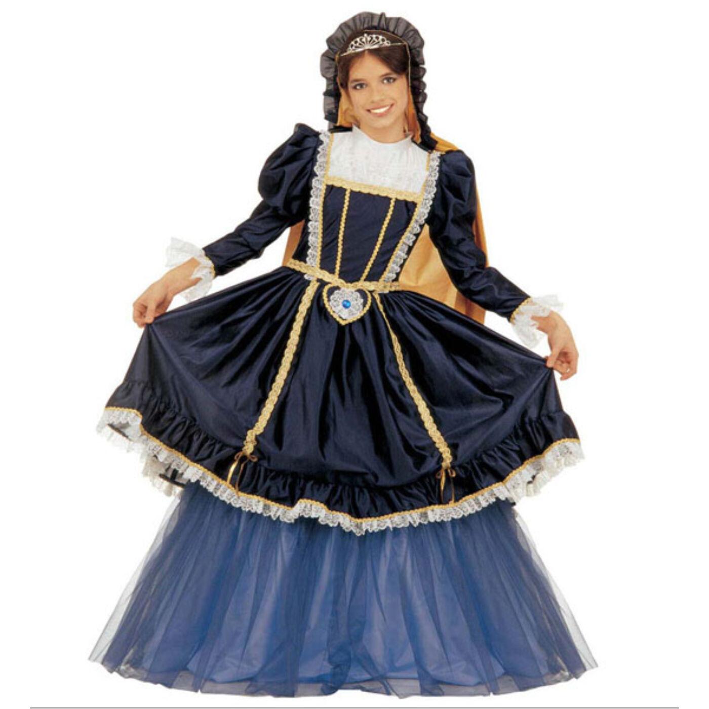 Court hercegnő Jelmez 128-as
