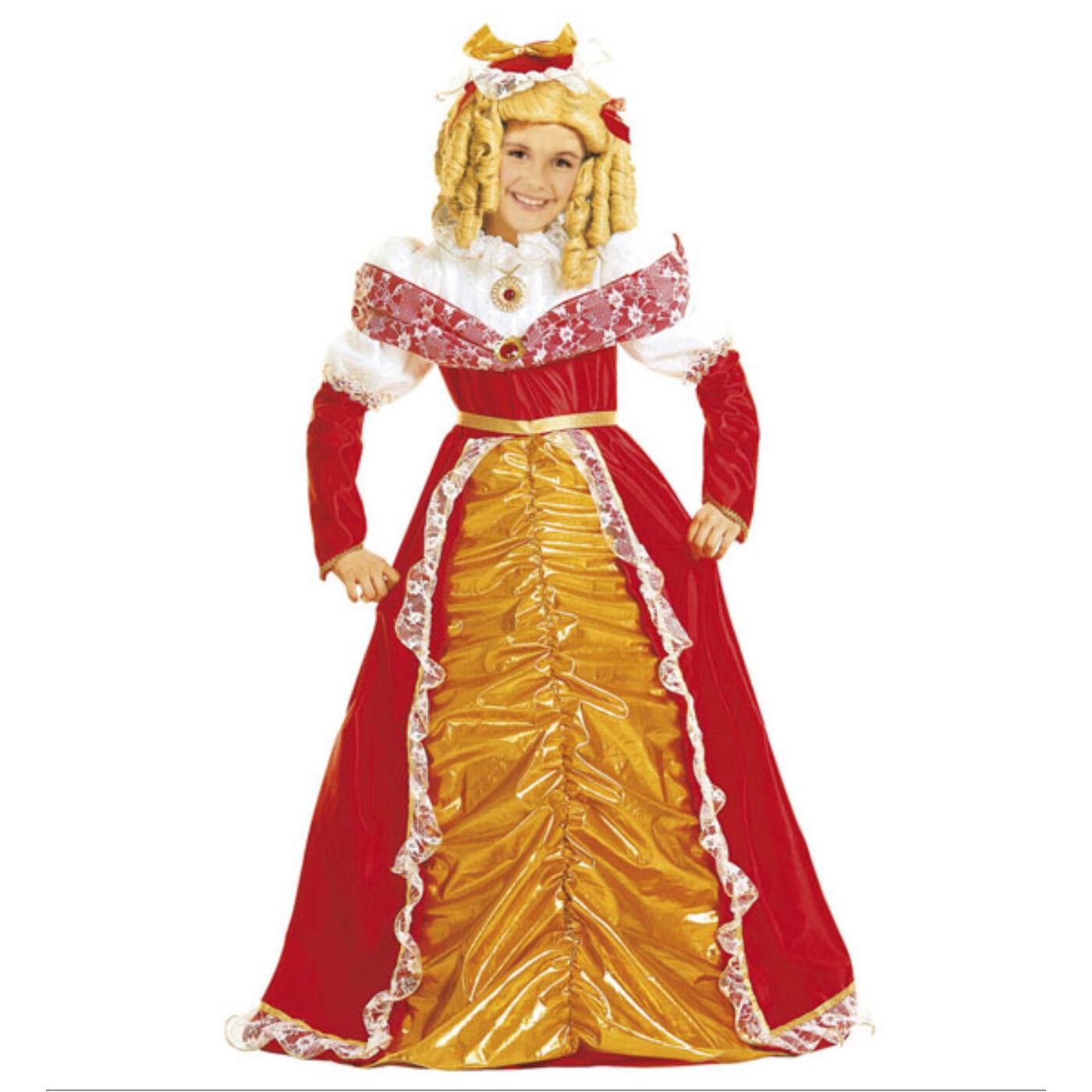 Nagyhercegnő jelmez 128-as
