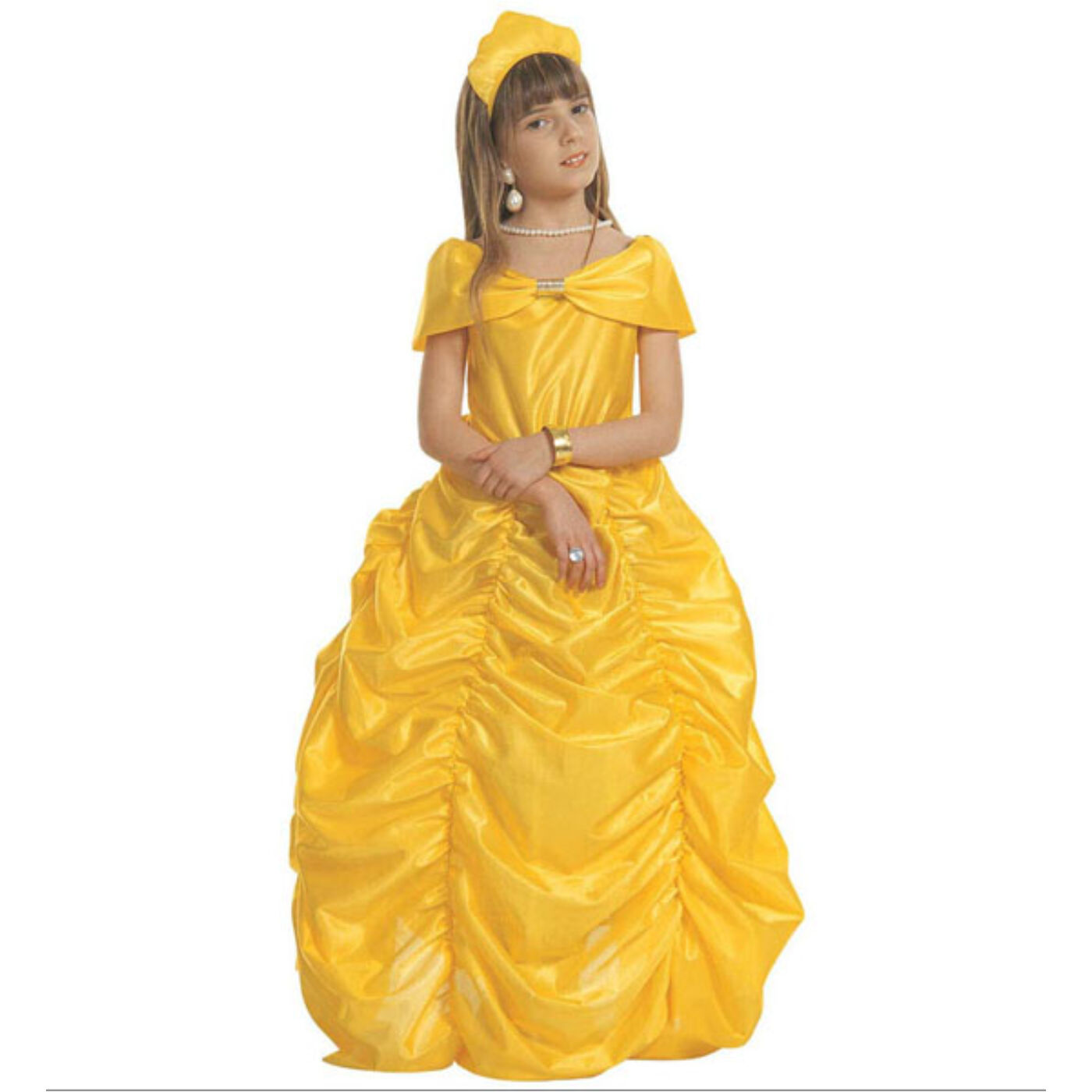 Sárga hercegnő Jelmez 128-as