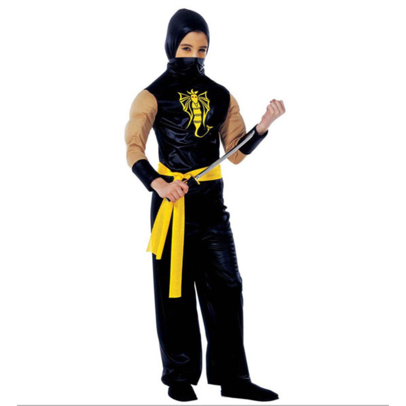Power ninja Jelmez 128-as