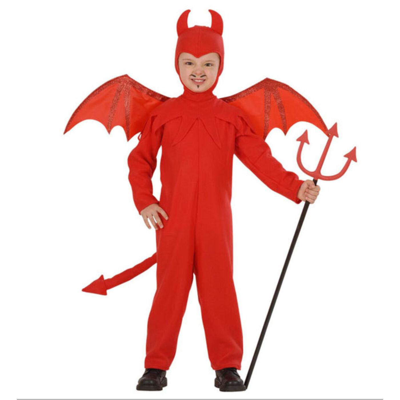 Ördög jelmez 116-os