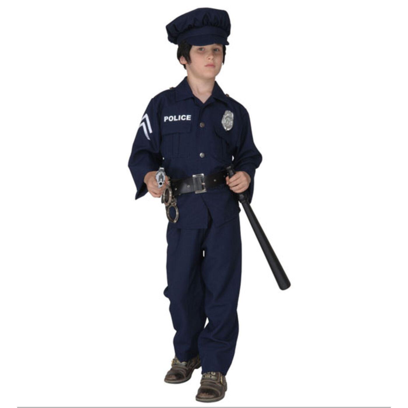 Rendőr Jelmez 158-as-hibás