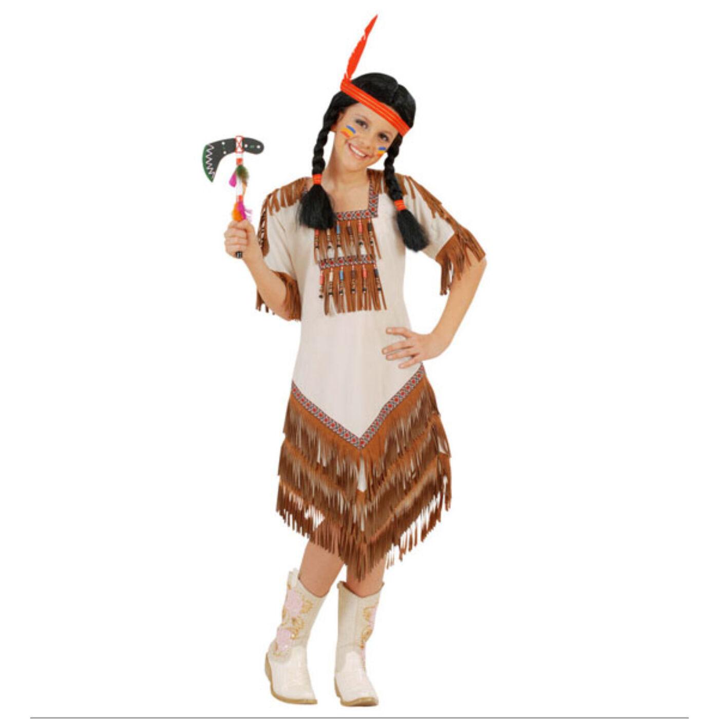 Indiánlány Jelmez 158-as