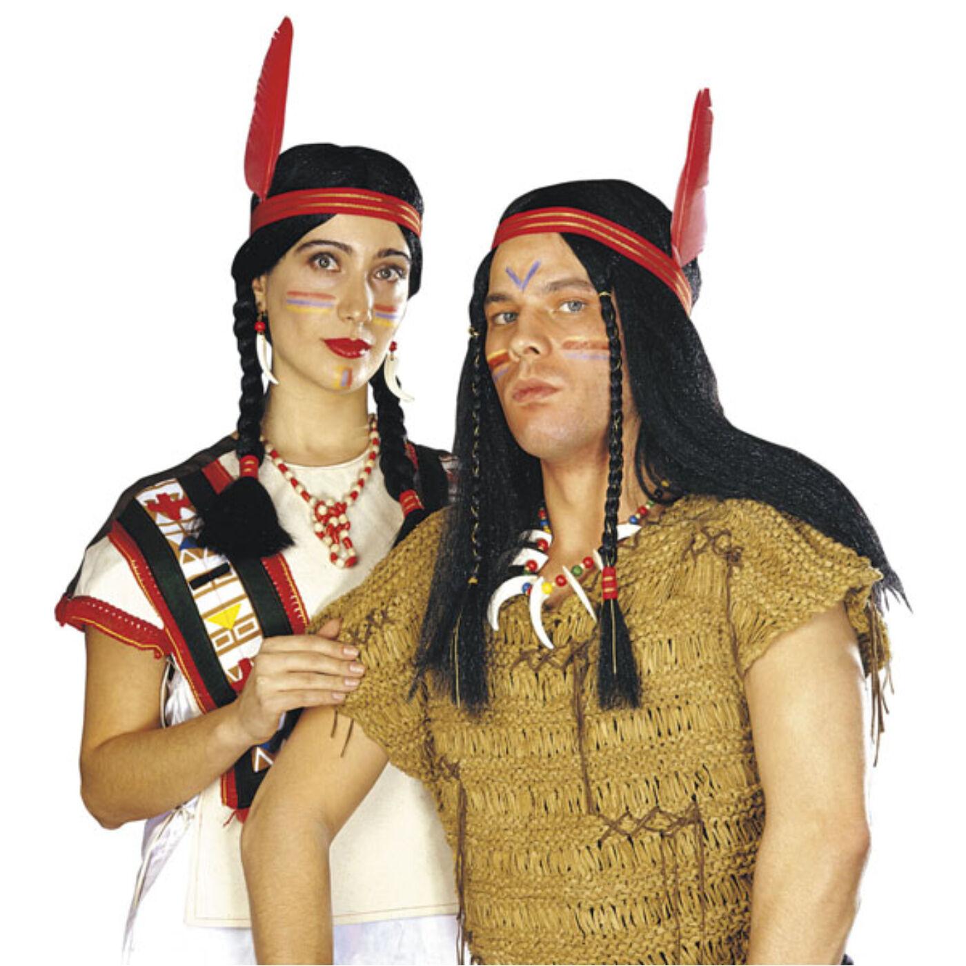Indián paróka