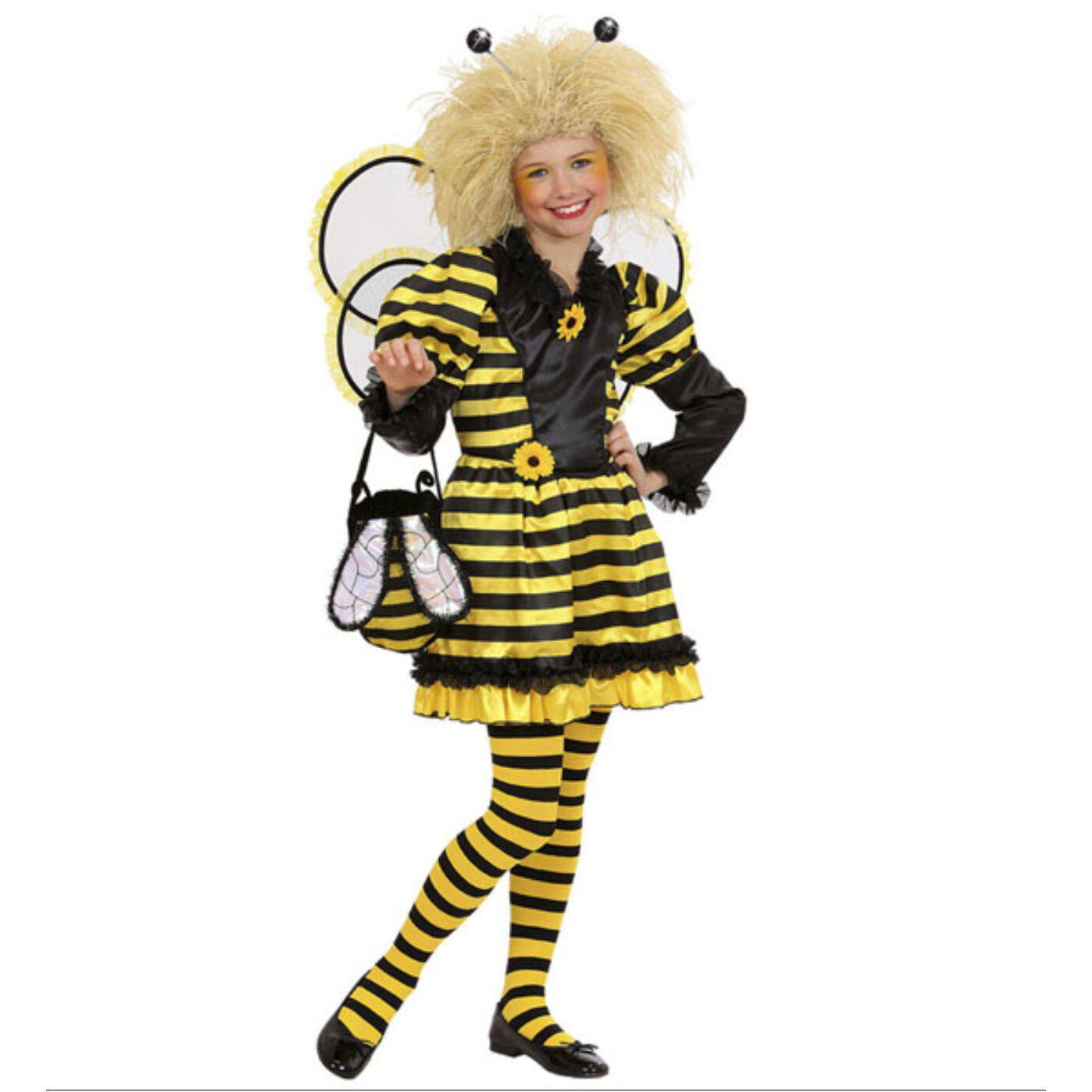 Méhecske jelmez 128-as