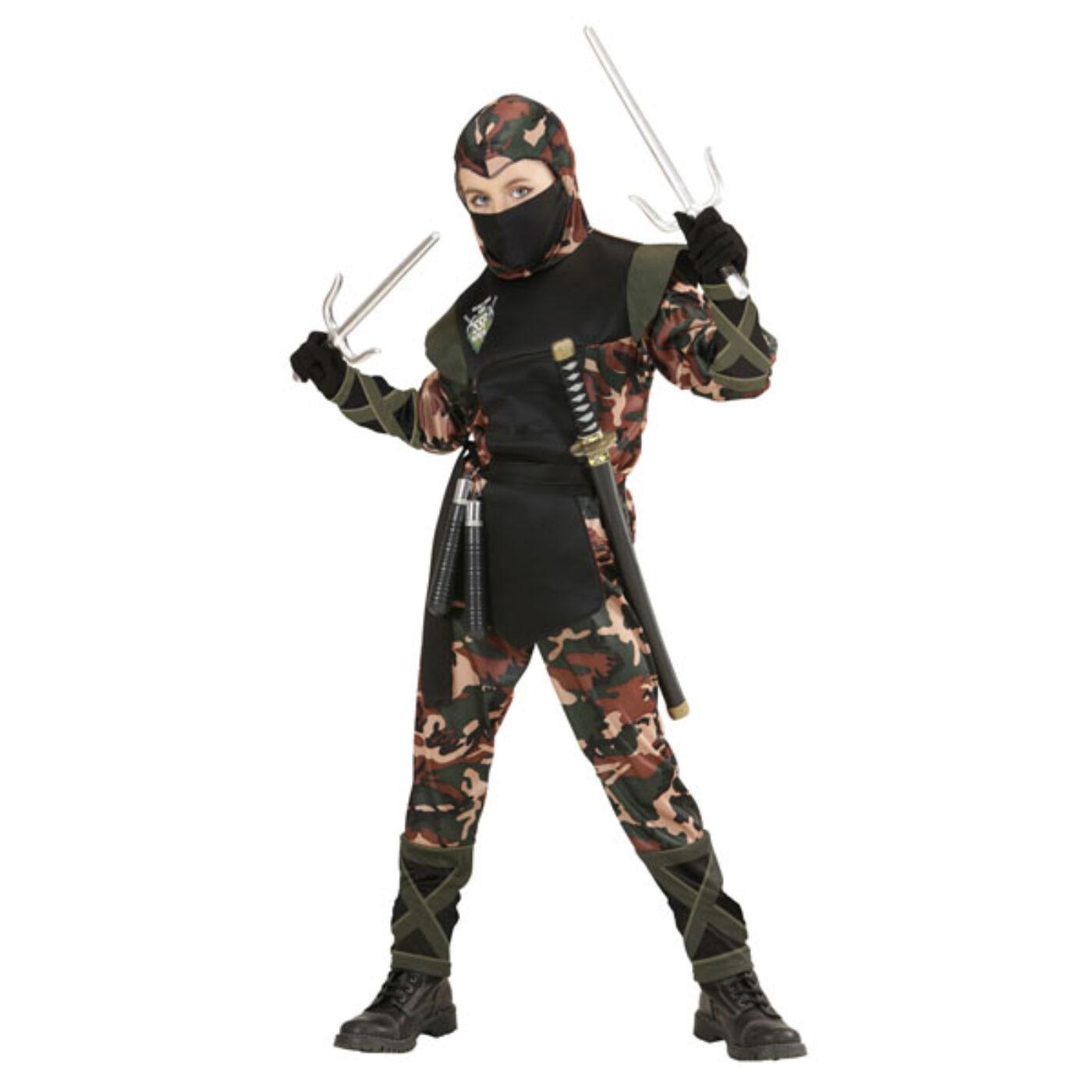 Kombat ninja jelmez 140-es