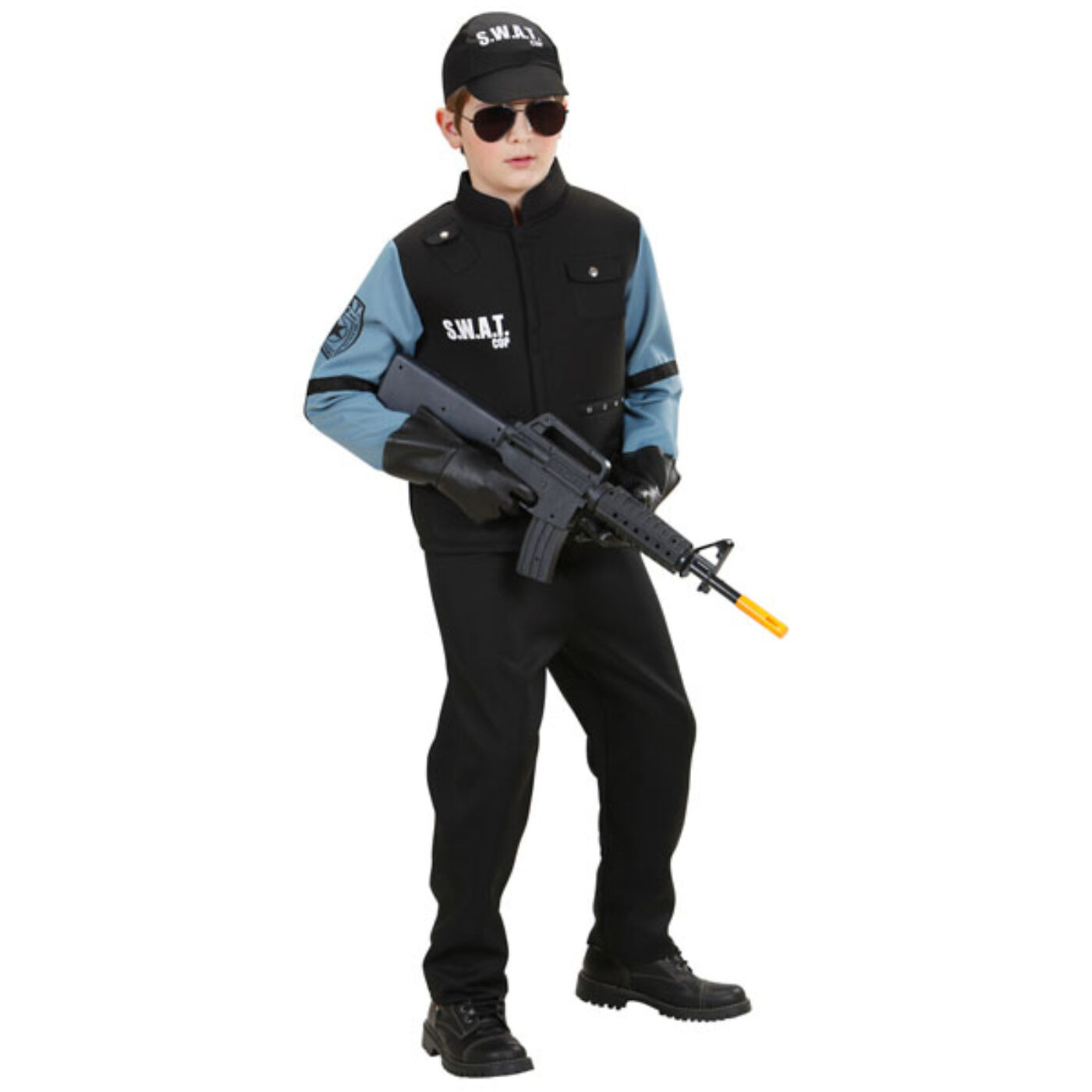 Swat kommandós jelmez 140-es