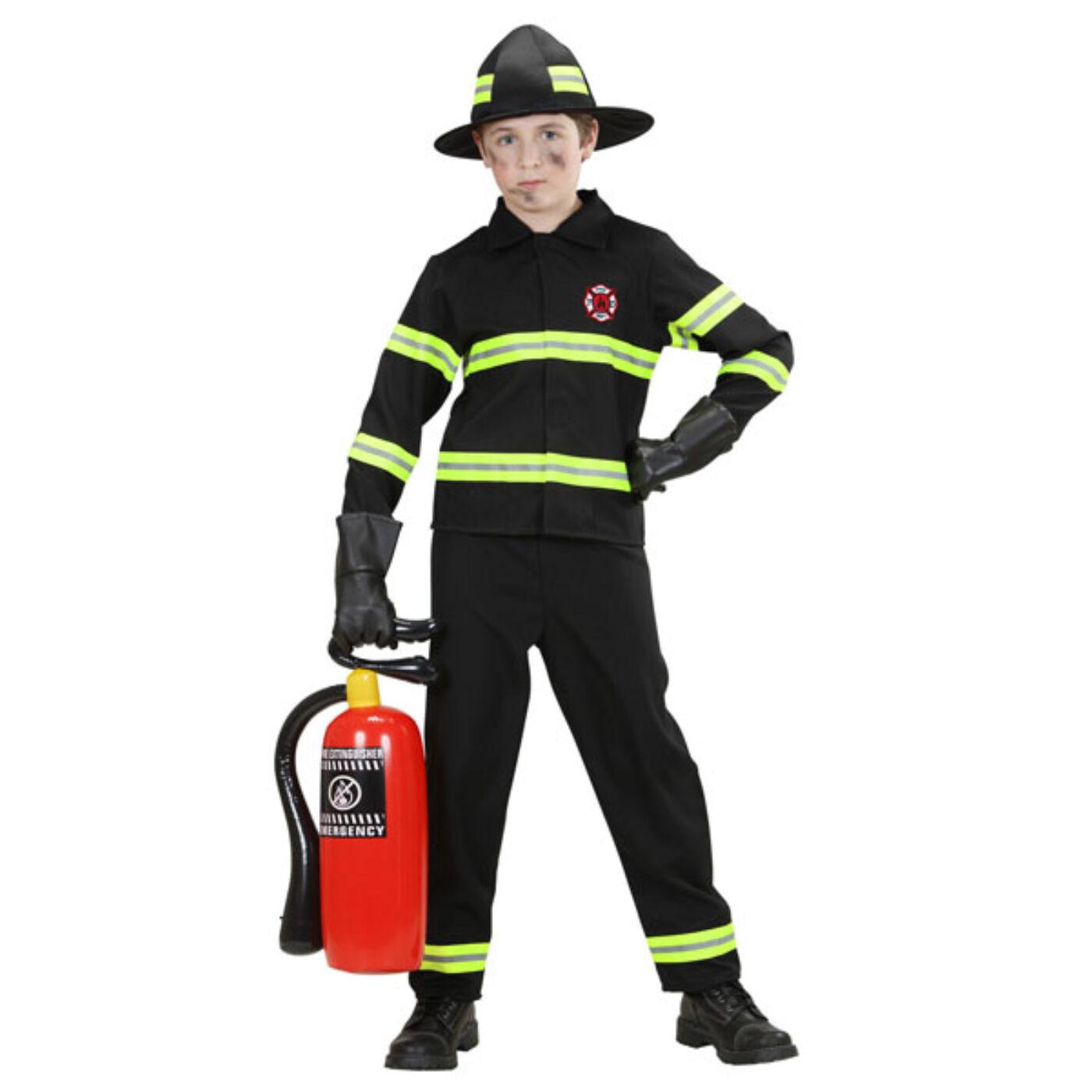 Tűzoltó jelmez 140-es
