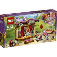Lego Friends Andrea előadása a parkban