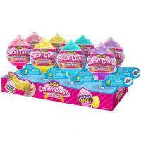 Cotton Candy - Illatos, csillámló slime