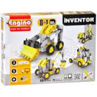 Engino Inventor munkagépek 8in1