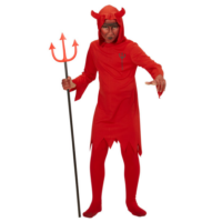 Ördög jelmez 128-as