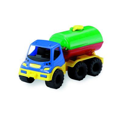 Műanyag tartálykocsi
