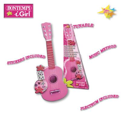 Fa pink gitár