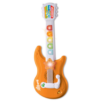 Rock gitár 6 húrral
