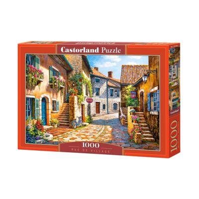 1000 db-os Puzzle - Bánat a faluban