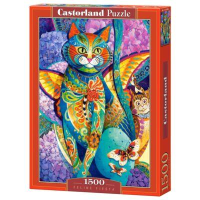 1500 db-os kirakó - Macska fieszta